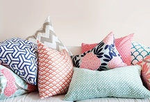 Pillow Obsession / by Sarah Strickland