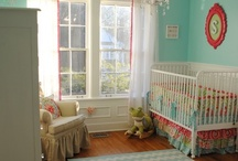 HOME: KIDS STUFF / Home decor and ideas for a baby, toddler, child and/or small person. / by Leslie Ma