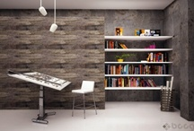HOME: OFFICE/STUDIO / by Leslie Ma