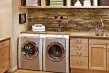 HOME: LAUNDRY ROOM / by Leslie Ma
