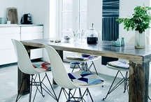 HOME: DINING ROOM / by Leslie Ma