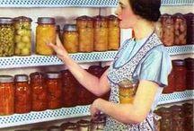 FOOD - PRESERVING / by Debra McCloud