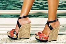 Shoes - Wedges / Gorgeous wedges for women who love shoes. XOXO Lauren Jones Footwear