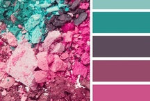 DESIGN: COLOUR SWATCHES / by Leslie Ma