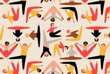 illustrations / by Jenna Cantagallo