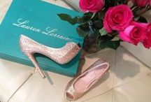 Lauren Lorraine Shoes / Lauren Lorraine Shoes are whimsical yet practical designs sold via fine retailers all over the world. Lauren Lorraine Shoes offer affordable luxury designer shoes at attainable price points - all leather lined with leather soles. Join us on facebook at www.facebook.com/laurenlorraineshoes and online for exclusive shopping opportunities at www.laurenlorraine.com, and in store at Kleinfeld's Manhattan  - Lauren Lorraine Shoes, Flats, Heels, Boots, Wedges, Sandals, & More! -