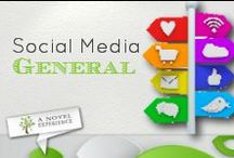 Social Media Tips - General / How to get the most out of social media (Twitter, Facebook, Pinterest,Google+, Stumbleupon etc etc). Content Generation, Tools and Apps, Strategy and Planning, Statistics etc.
