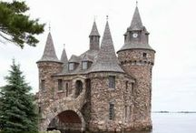 unique places to call home / I want to live in a castle