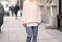 Men's Fashion / fall and winter