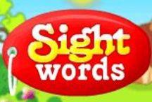 Kindergarten:  Sight Words / by Tracy Ballin