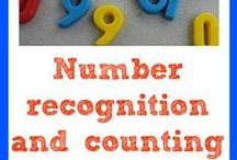 Kindergarten:  Number Sense / by Tracy Ballin