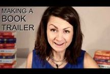 Book Trailers / Book trailers (think movie trailers for books) are becoming omnipresent. As authors we need to see some of the best and understand ways to create them and that is what you'll find in this board.