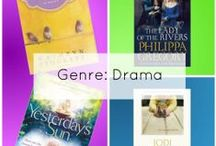 Book Club: Drama / Drama books that I've personally read and would recommend.