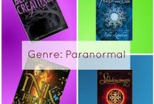 Book Club: Paranormal / Paranormal books that I've read and would recommend.