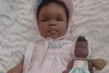 Black Dolls / Dolls for little brown girls...and women:) / by Rosetta Jordan