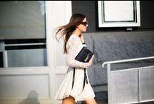 Street Style / Looks y outfits vistos en la calle. Porque la moda va más allá de las pasarelas y nos importa lo que llevan bloggers, celebrities e it-girls.   #moda #looks #streestyle #estilo