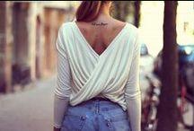 Blanco Nuclear / Looks en los que el color blanco es el protagonista  #moda #estilo #looks