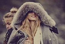 Moda de Invierno / Looks de invierno. Outfits perfectos para los días más fríos.