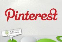 Social Media Tips - Pinterest / Pinterest specific tips