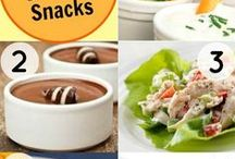 food: snacks, sweets and treats / Easy and tasty.