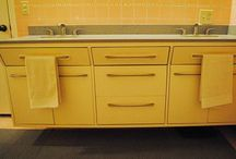 Retro cabinet style / by Ericka