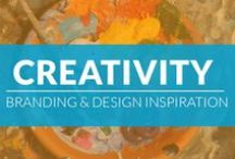 Creativity / Creative and design. Including branding, photography, color palettes, creative marketing, visual design, graphic design and web design