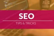 SEO / pins from the world of search engine optimisation (SEO). Including white hat SEO, Google penalties, good practice, technical SEO, keywords and content