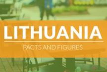 Lithuania / One of our office locations. Facts and figures about Lithuania.
