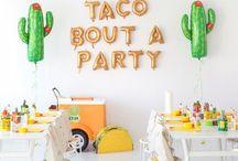 """Theme Party: """"Mojitos + Burritos"""" (Mexican)"""