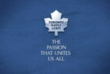 Leafs Nation / In honour of the best team out there.  / by The Atelier Life