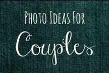 Photo Ideas: Couples / I cannot wait to do my first session of couples photography! I just need to find someone who will let me take their picture now :) / by Helen Stafford