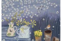 Art & Illustration / by Farmgirl Fare