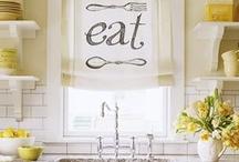Kitchens / by Farmgirl Fare