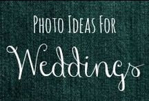 Photo Ideas: Weddings / by Helen Stafford