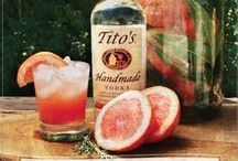 cocktails to try / by TitosVodka