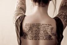 body art. / by Corinda Danae