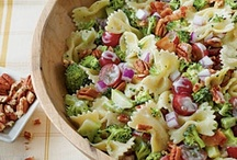 """Salads & Dressings / """"There is no sincerer love than the love of food."""""""