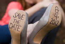 """Save the Date - Ideas / """"If you see something that moves you, and then snap it, you keep a moment."""""""
