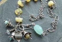 Jewelry ideas / by Lori Kovash