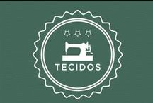 Tecidos / Solte sua criatividade e se inspire para criar peças de todos os tipos com TECIDOS!