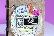 Ideas for Scrapbooking / by Abdullah Khamis