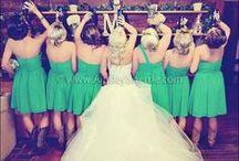 Wedding(: <3 / by Ashley Denn