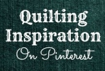 Quilting Inspiration / by Helen Stafford