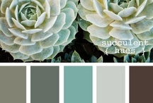 """Color Swatch / """"The greatest masterpieces were once only pigments on a palette."""""""