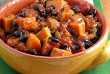 """Vegan Recipes / """"Those who have no time for healthy eating will sooner or later have to find time for illness."""""""