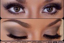 makeup / by Jenny Meyers