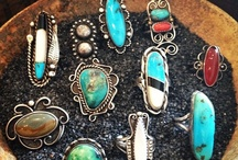 Jewels / I have a problem. a serious affinity for & addiction to jewelry. / by Clementine Griffith