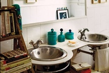 Baño Boho / by Clementine Griffith