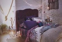 Eclectic Bedchambers / by Clementine Griffith