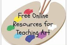 Art Teaching / by Dawn Rogers